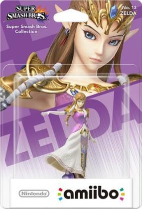 amiibo Smash Zelda. Für Nintendo - zum Schließen ins Bild klicken