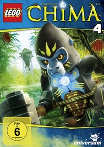 LEGO - Legends of Chima 4 (DVD)