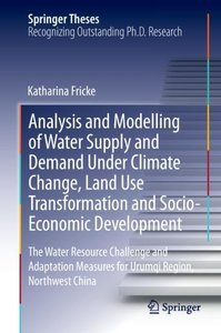 Analysis and Modelling of Water Supply and Demand Under Climate