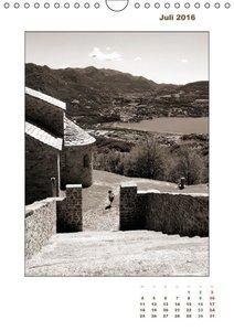 Romanische Kleinodien (Wandkalender 2016 DIN A4 hoch)