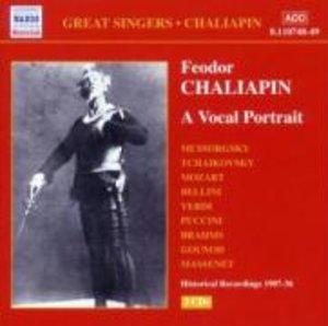 A Vocal Portrait