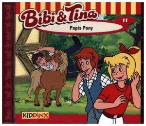 Bibi und Tina. Papis Pony