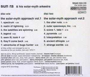 The Solar Myth Vol.1+2