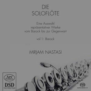 Die Soloflöte Vol.1-Barock