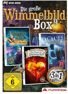 Die große Wimmelbild-Box 9 (Software Pyramide)
