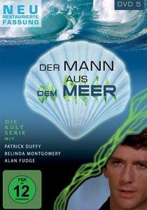 Der Mann Aus Dem Meer DVD 5 (3 Folgen) Neu Restaur