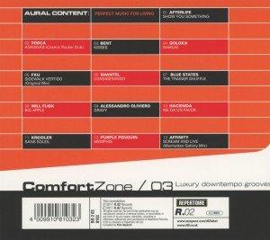 Comfort Zone Vol.3