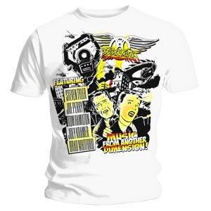 Another Dimension (T-Shirt,Weiss,Größe L)