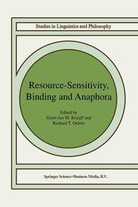 Resource-Sensitivity, Binding and Anaphora