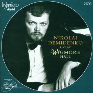 Demidenko-Live At Wigmore Hall