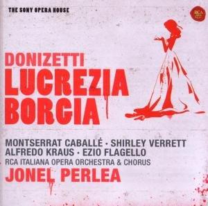 Lucrezia Borgia-Sony Opera House