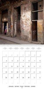 Havana - Cuba (Wall Calendar 2016 300 × 300 mm Square)