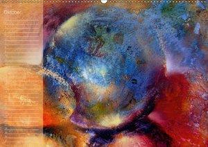 Faszination Malerei (Wandkalender immerwährend DIN A2 quer)