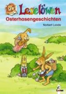 Leselöwen Osterhasengeschichten