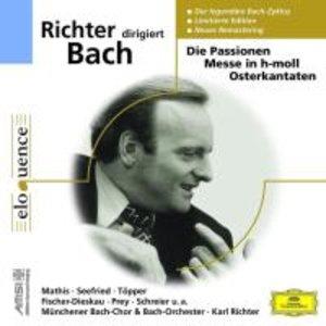 Richter Dirigiert Bach: Die Passionen/+