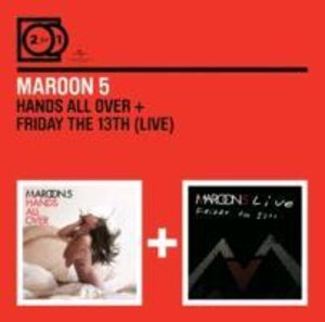 2 For 1: Hands All Over/Live Friday The 13th