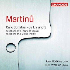 Cellosonaten/Variationen