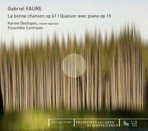 La Bonne Chansons/Klavierquartett 1