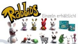 30 Rabbids around the World - zum Sammeln