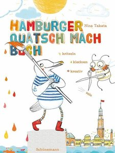 Hamburger Quatsch-Mach-Buch