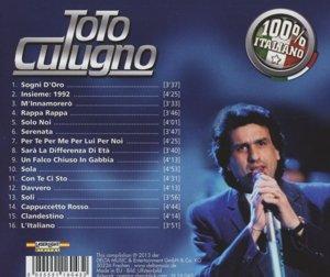 Toto Cutugno-100% Italiano