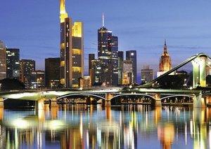 Frankfurt. Puzzle 1000 Teile