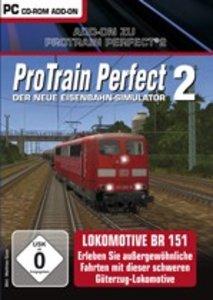 Pro Train Perfect 2 - Baureihe 151
