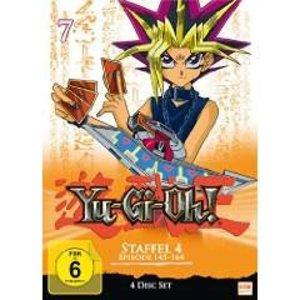 Yu-Gi-Oh! - Staffel 4.1: Episode 145-164