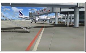 X-Plane 10 - Airport Toulouse (AddOn)