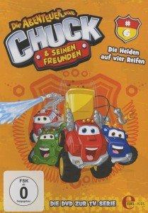 (6)DVD z.TV-Serie-Die Helden Auf Vier Reifen