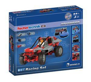 Fischertechnik 540584 - BT Racing Set, Buggy mit Bluetooth
