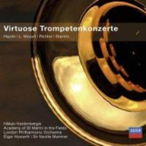 Virtuose Trompetenkonzerte