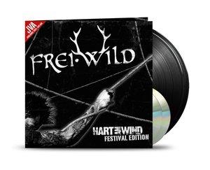 Hart Am Wind (Jva-Jubiläums Vinyl Auflage)