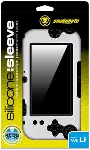 SILICON:SLEEVE (weiß), Silikon Schutzhülle für Nintendo Wii U Ga