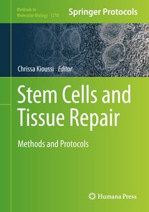 Stem Cells and Tissue Repair