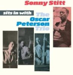 Sits With The Oscar Peterson Trio
