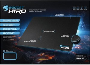 ROCCAT Hiro 3D Supremacy Surface Gaming Mauspad schwarz
