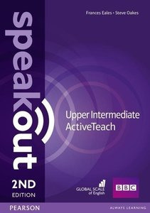 Speakout Upper Intermediate. Active Teach. CD-ROM