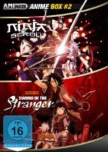 Anime Box 2 Sword Of The Stranger-Ninja Scroll