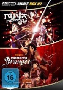 Anime Box 2 Sword Of The Stranger-Ninja Scroll