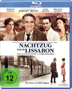 Nachtzug nach Lissabon (Blu-ray)
