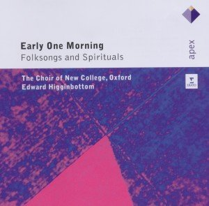 Early One Morning-Folksongs & Spirituals