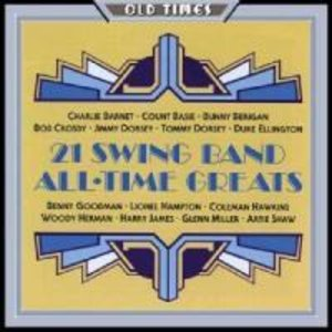 21 Swing Band All Time