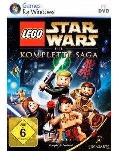 Lego Star Wars - Die komplette Saga - Software Pyramide