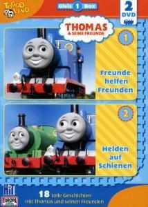 01/2er DVD-Folgen 1 und 2