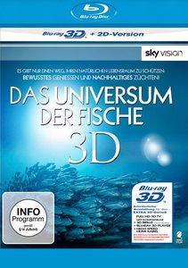 Das Universum der Fische 3D