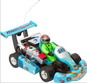 Invento 500096 - RC Mini Racer Kart, sortiert