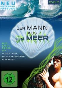 Der Mann Aus Dem Meer DVD 2 (4 Folgen) Neu Restaur