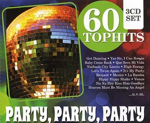 60 Top-Hits Party,Party,Party