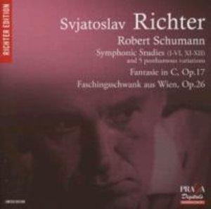 Sinfonische Etüden/Fantasie op.17/